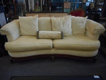 Exquisite Gold Sofa in Bartlett, Illinois