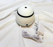 NIB Ultrasonic Aroma Diffuser Cool Mist Oil Fragrance Therapy Relax Peppermint Vanilla in Kingwood, Texas