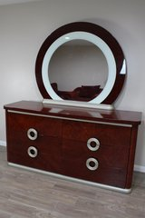 Dresser and Mirror in CyFair, Texas