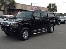 2007 Hummer H2 Luxury 4x4! Low Miles! in Wilmington, North Carolina