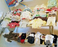 Newborn Clothing Lot in Dover AFB, Delaware
