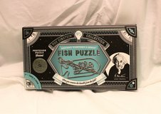 Fish Puzzle The Einstein Collection Professor Puzzle Brain Teaser IQ in Kingwood, Texas