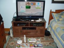 wii and 42 games in Fort Knox, Kentucky