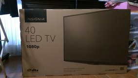 Brand new Insignia 40 inch LED TV in Lackland AFB, Texas