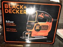 110 Black & Decker 5 amp jigsaw in Stuttgart, GE