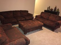 4 Piece Ashley Furniture Sofa Set in Fort Benning, Georgia