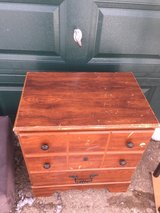 """Nightstand 23x15.5"""" 25.5"""" tall in Fort Riley, Kansas"""