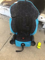 Car seat and booster seat in Fort Riley, Kansas