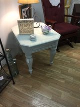 Distressed End Table in Fort Campbell, Kentucky