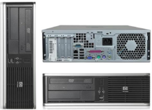 HP pc dual core 4gb ram with windows 10 + MS office in Camp Pendleton, California