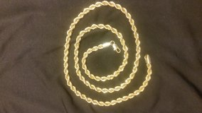 14k Italy Gold Rope Necklace in Lawton, Oklahoma