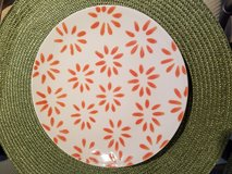 Four Pottery Barn plates in Glendale Heights, Illinois
