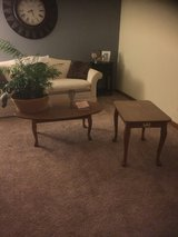 coffee table and end table in Westmont, Illinois