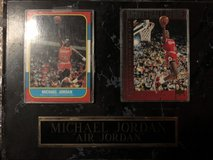 Michael Jordan Plaque in Camp Pendleton, California