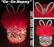 """GO-GO BUNNY"" Cool Vessels Brand Light in Lake Charles, Louisiana"