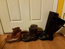 Women's size 8 Boots Lot #2 in Warner Robins, Georgia