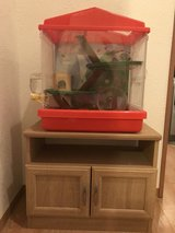 Hamster Cage and Stand w/ accessories in Okinawa, Japan