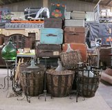 Indoor Flea Market in Waldmohr Saturday Jan 20 Furniture and Deco and 220v Items. in Ramstein, Germany