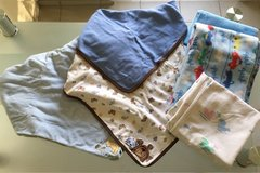 Baby Blankets 5 pcs in Ramstein, Germany