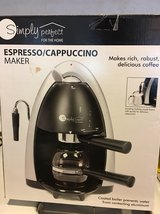 cappuccino machine NIB in Okinawa, Japan