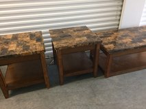 Ashley 3 Piece Matching Coffee and End Table Set in Fort Polk, Louisiana