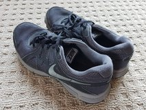 Youth size 5 Nike Revolution 2 tennis shoes in Ramstein, Germany