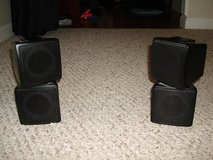 Double Cube Speakers in Fort Campbell, Kentucky