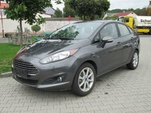 2016 Ford Fiesta  Automatic  11,173 miles only in Spangdahlem, Germany