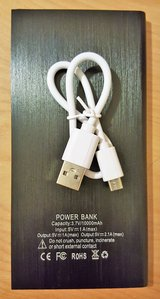 10,000 mAh Universal Powerbank Portable Battery for Android & iPhone devices NEW!!! in Fort Campbell, Kentucky