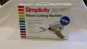Simplicity Rotary Cutting Machine in St. Charles, Illinois