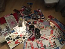 HUGE Disney scrapbooking lot: albums, stickers, stamps & more! in Ramstein, Germany