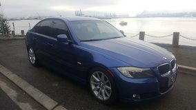 2010 BMW 328I lowered in Fort Lewis, Washington