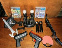 "Playstation 3... ""PS Move"" Controllers in 29 Palms, California"