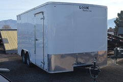 2018 Look 8.5'x16' Enclosed Carhauler in Alamogordo, New Mexico