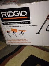 Ridgid Super Clamp Workstation in Byron, Georgia