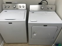 Washer & Dryer Set !! ONE PRICE FOR BOTH in Hinesville, Georgia