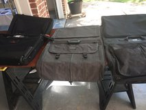 LG AIRLINE HANGING LUGGAGE BAGS, MULTIPLE COMPARTMENTS, EZ 2 CARRY in Katy, Texas