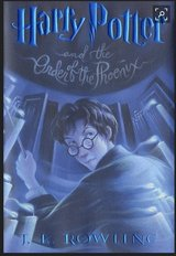 Harry Potter in English - The Order of the Phoenix in Kingwood, Texas