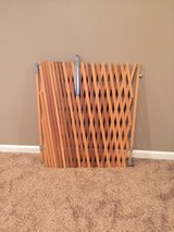 Wooden Baby Gate in Glendale Heights, Illinois