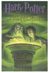 Harry Potter in English - The Half-Blood Prince in Kingwood, Texas