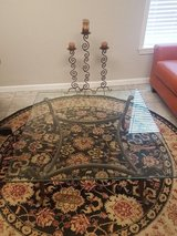glass coffee table in Fort Campbell, Kentucky