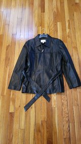 Women Leather Coat in Fort Leonard Wood, Missouri