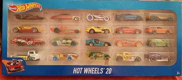 NIB Hotwheels cars 20 piece set in Stuttgart, GE