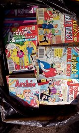 Archie, Jughead, Betty and Veronica Comic Book Series in Fort Benning, Georgia
