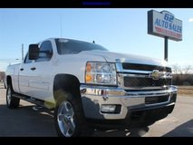 2012 Chevy 2500 4x4 LT in Fort Knox, Kentucky