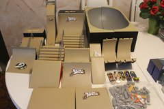 Tony Hawk Huge Set lot of Bike and Fingerboardn BMX Ramps Must See in St. Charles, Illinois