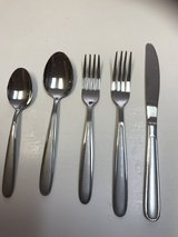 ***LIKE NEW Silverware Set Service For 12*** in Cleveland, Texas