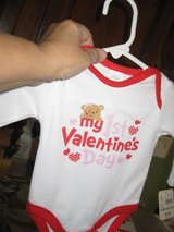 onies baby newborn clothes valentines in Camp Lejeune, North Carolina