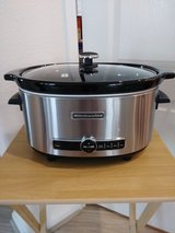 KitchenAid slow cooker large in The Woodlands, Texas