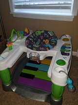 Fisher Price Step n Play Piano Activity center in Bartlett, Illinois